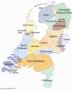 Netherlands_Regional_languages